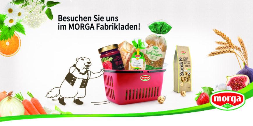Fabrikladen der MORGA AG