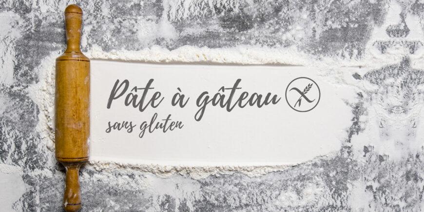 Recette d'un pâte à gâteau sans gluten et/ou végane