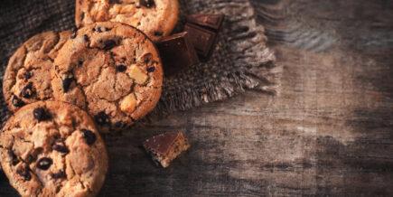 Biscuits sans gluten avec farine à l'avoine complète
