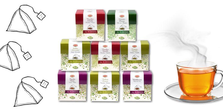 Bio-Tee; thé biologique